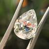 2.01ct Antique Pear Shape Diamond GIA G VS1 6