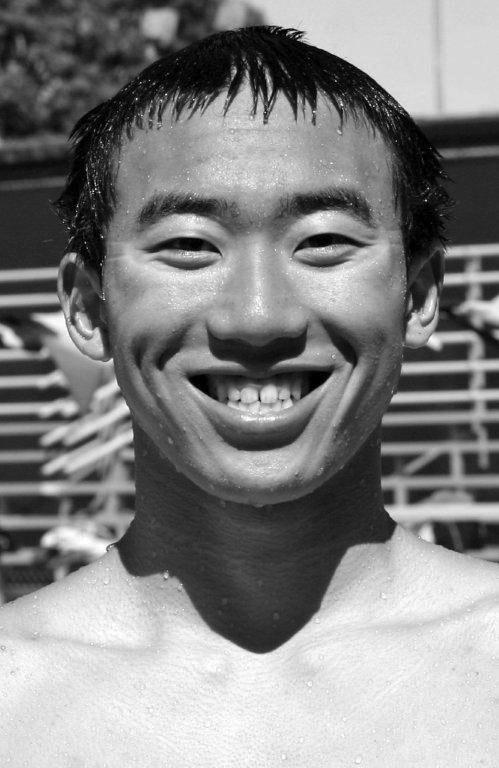 . Benson Leung, 2012 Peninsula swimming