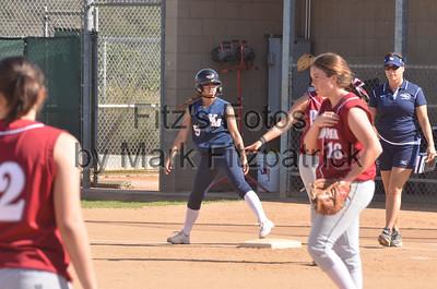 JV vs. Paloma Valley - Softball