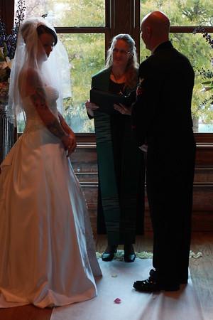 The Slawson Wedding