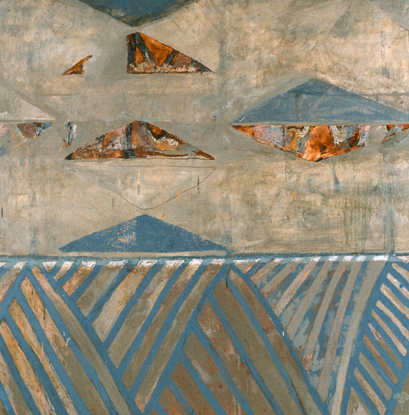 Painted Wall #3 (1995)