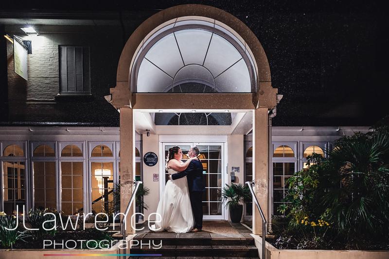Hayley and Chris Wedding