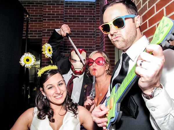 Emily & Jason Wedding Photo Booth Hidden Video