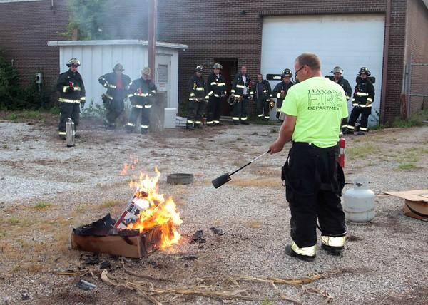 2018 Fire Extinguishers Training
