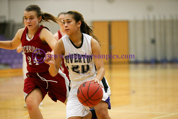 2015 01 07 NORTHRIDGE VS RHS GIRLS BASKETBALL JUNIORS