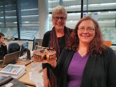 20130920 Cake at work