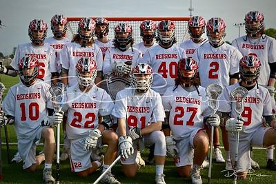 2018 Union Lacrosse Team & Individual Photos