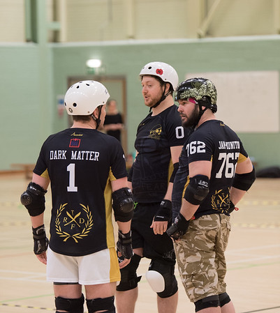 Roller derby 26th January 2019