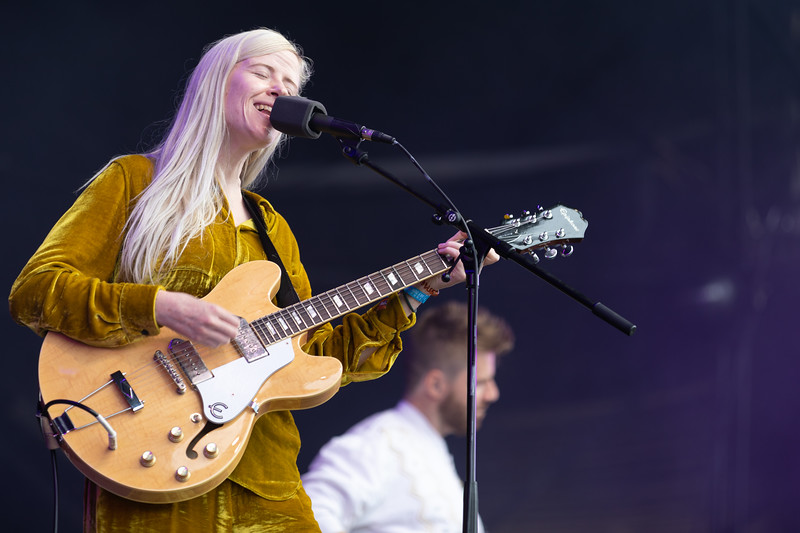 bluedot Music Festival, Jodrell Bank Observatory, 21 July 2018