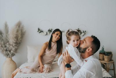 Servizio famiglia Camilla Valentina e Stefano