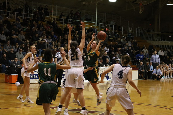 Taconic girls basketball vs. Northampton, Western Mass D-II Final - 030919