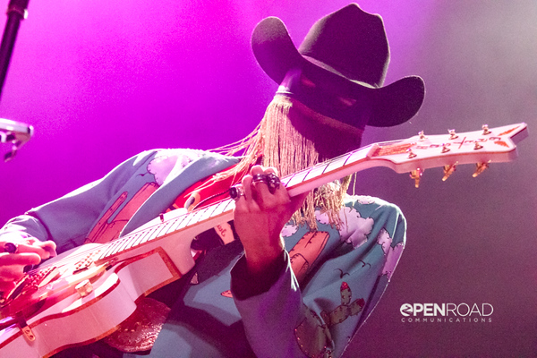 Orville Peck with Boulevards and Daniel Donato