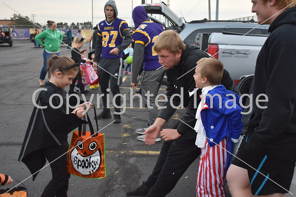 BHS Football Trunk or Treat