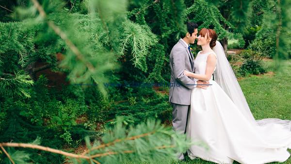 Meghan & Joel, wedding