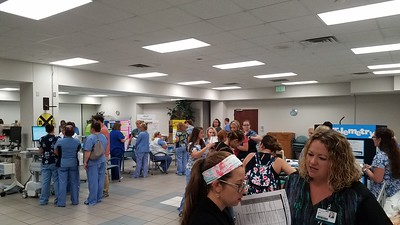 Hot Springs hosted an RN Skills Fair (June 2017)