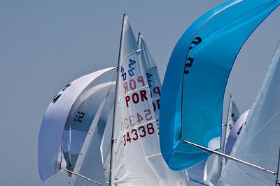 2011 420 European Championship - Tavira, POR