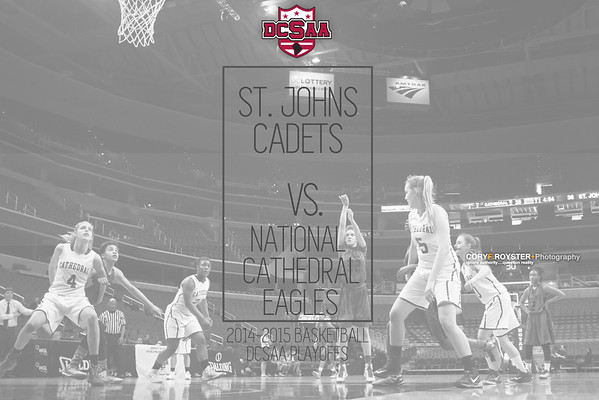 St. John's vs National Cathedral