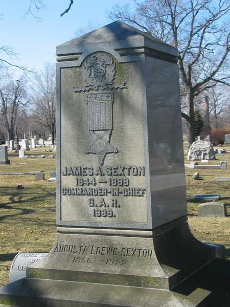 James A. Sexton