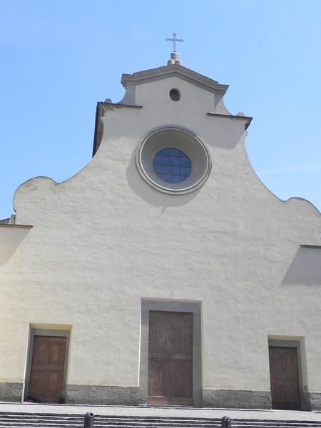San Spirito Church on Piazza Della Palla by Brunelleschi 3.jpg