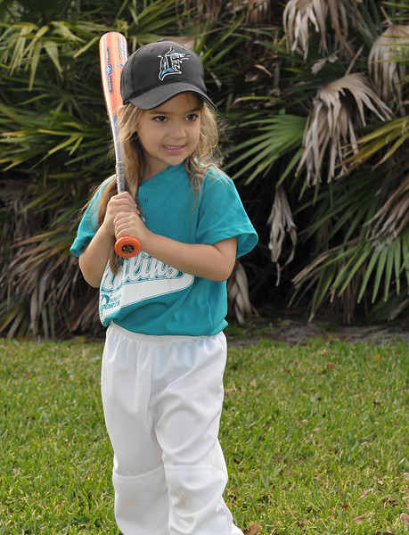 2009-03-15 - Dylan's Tee-Ball Game