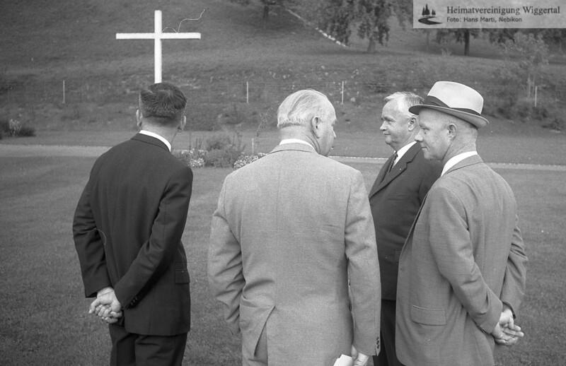 Einweihung Bild Friedhof Nebikon