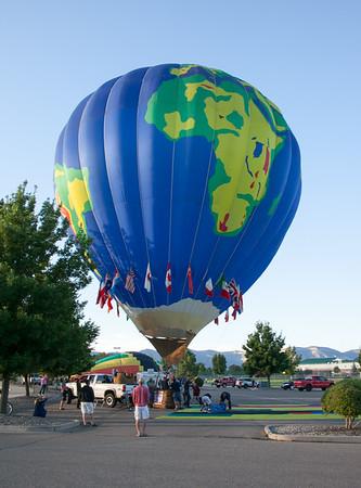 2016 Cortez Rendevous Hot Air Balloon Rally