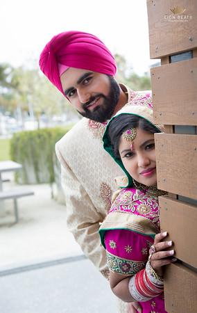 Maan & Deepika's Wedding 2014
