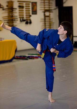 Hwang's Belt Testing September 2010
