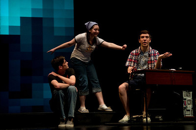 Spring 2014 Dark Play or Stories for Boys April 16, 2014