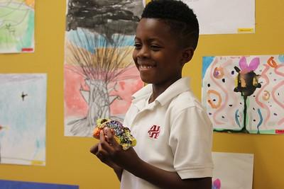 2nd Grade PE, Music and Art Sharing