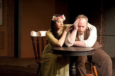 la fee vert, acadiana repertory theatre