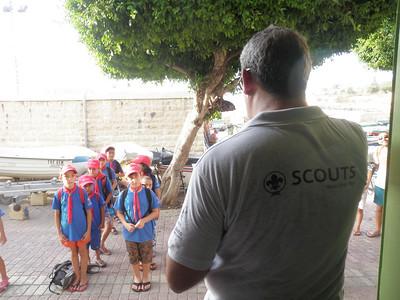 Boathouse Meeting + Swimmers Badge I + II - 29th Aug 2013