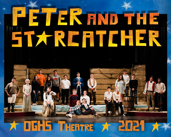 Peter and The Starcatcher Black