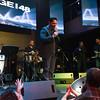 Rey Ruiz, Tito Rojas, TKA, Soliel J at Stage 48 | 4-16-2015 - Vida y Musica http://www.vidaymusica.com/