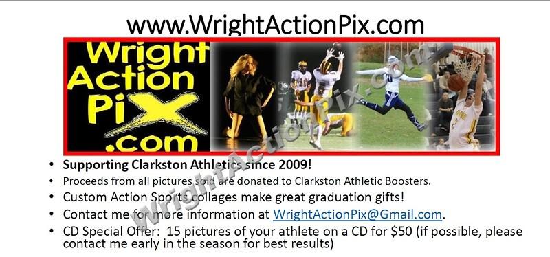 2020 Clarkston Volleyball