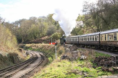 Forest Of Dean Steam Railway - Set 30