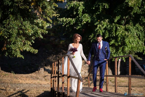 Felicia & Sorin Criste - Wedding day
