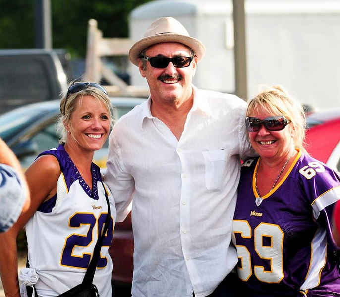 """. <p><b> Vikings owner Zygi Wilf saw his reputation damaged when a New Jersey judge said he was guilty of � </b> <p> A. �Bad faith and evil motive�  <p> B. �Organized crime-type activities�  <p> C. �Stadium extortion�  <p>  (Pioneer Press: Ben Garvin) <p><b><a href=\'http://www.twincities.com/business/ci_23804007/minnesota-vikings-owner-zygi-wilf-loses-lawsuit-filed\' target=\""""_blank\""""> HUH?</a></b>"""
