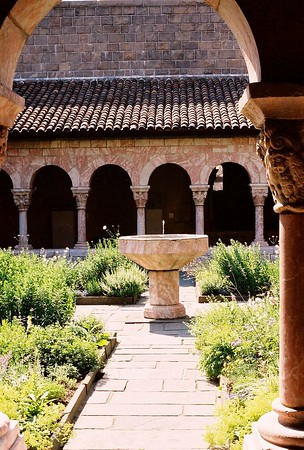 - The Cloisters -