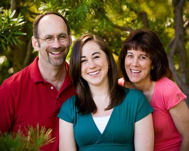 Siegel Family - Aug 2009
