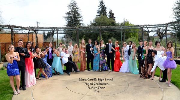Maria Carrillo High School Folder