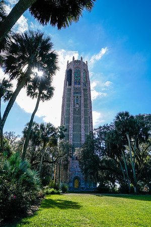 Florida ~ Bok Tower
