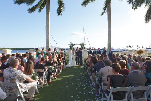 Kristy & Andrews Wedding