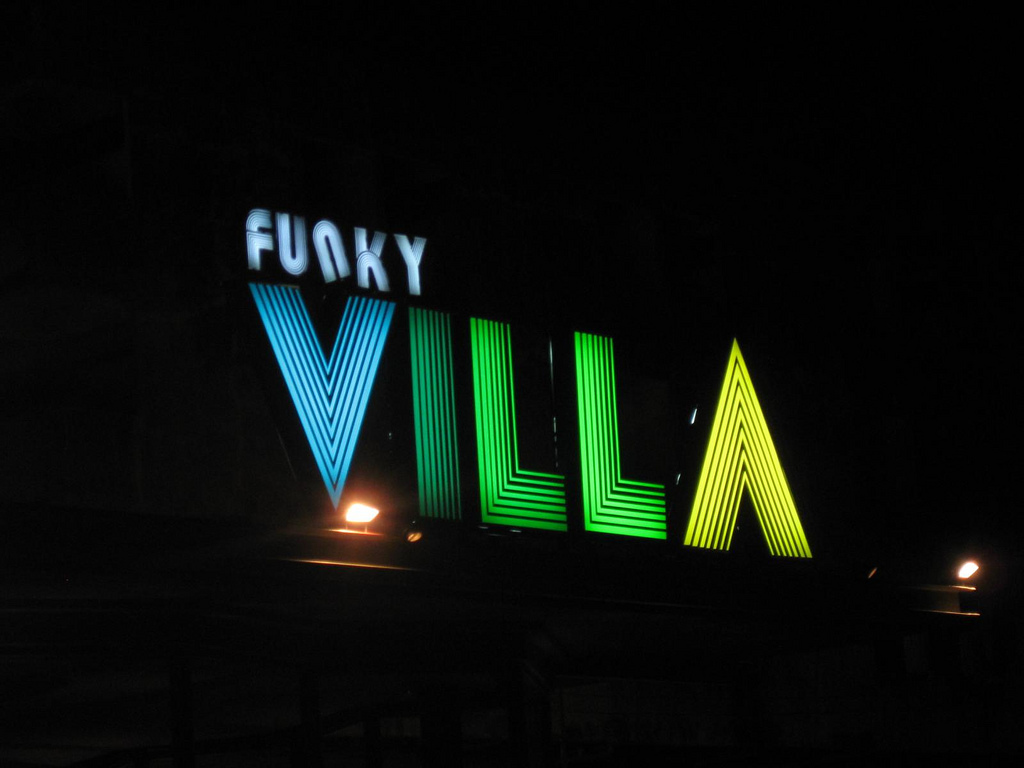 Funky Villa in Bangkok