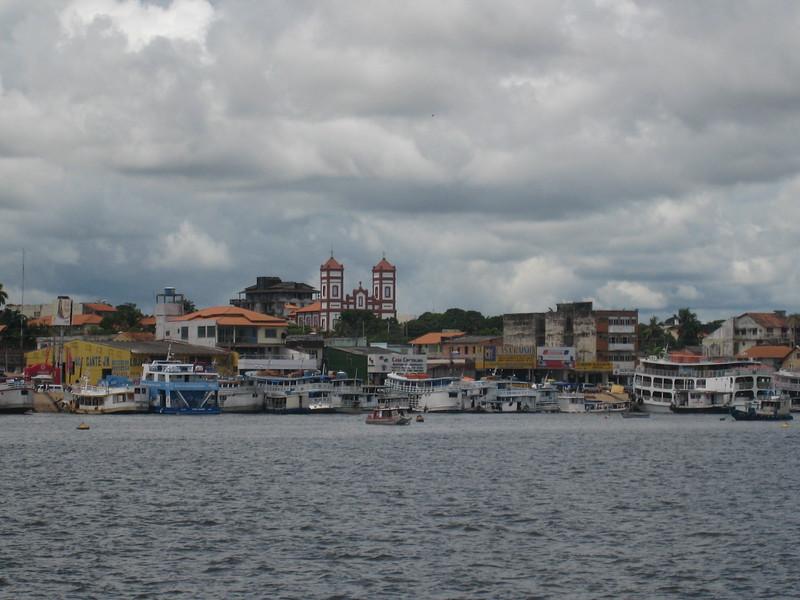 Santarem, Amazon River, Brazil