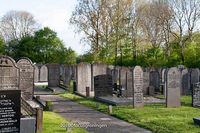 Begraafplaats Joodse begraafplaats