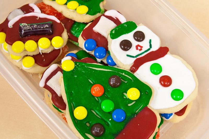 12/10/2012 - Cookies were too sweeeeet