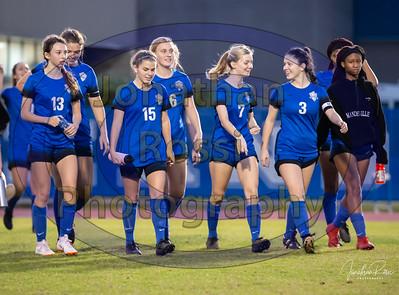MHS vs Dominica Girls Soccer