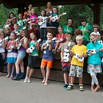 School of Rock 2014 Day Camp