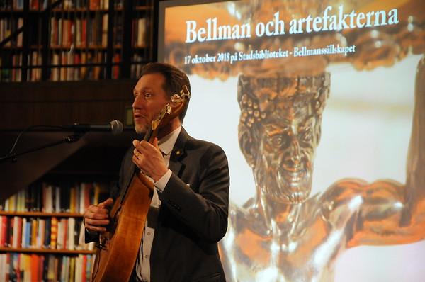Bellman och artefakterna